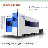 de Scherpe Machine van de Laser van de Vezel van de Verwerking van het Metaal 3000W Raycus
