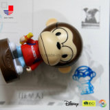 Monkey Mark Maker brinquedo com Carimbo Carimbo Self-Inking