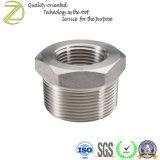 L'aluminium Bague raccord de tuyauterie du Réducteur de filetage femelle