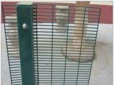 熱い浸された電流を通された溶接されたフレームのAiti Climpの安全金網358fence (銀製カラー)