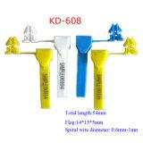 Уплотнения проводов, пластиковый Checp уплотнения дозатора для навесного замка (КД-608)