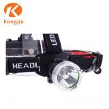 다기능 방수 LED Headlamps 옥외 재충전용 비상사태 헤드라이트