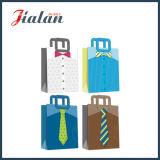 Las prendas de vestir de compras barato recubierto de mano bolsa de papel de regalo de papel Hombre