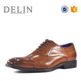 Cuero de buena calidad de los hombres Zapatos Zapatos de Vestir para oficina
