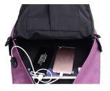 De In het groot Laptop van de Rugzak van de School Rugzak van uitstekende kwaliteit met Lader USB