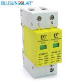 DIN 35 мм 2p 10 ка 20КА AC молнии рампы низковольтный SPD устройство защиты от перенапряжения
