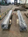 St52 S355 1045の鋼鉄空の管の鍛造材
