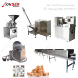Cubes de sucre forfaitaire du sucre industriel Making Machine Sugar Cube La machine