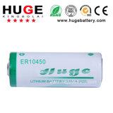 batteria di litio di 3.6V Er10450 Li-Socl2