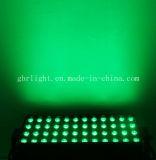 Vente d'usine ! Haute puissance 60x3W LED RVB de projecteur mural / Éclairage extérieur