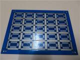Multilayer PCB op 1.6mm met Geplateerde Karteling op Rand wordt voortgebouwd die
