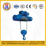 tipo grua elétrica do cabo da corda de fio 220V/230V mini do PA