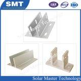 Racking al suolo materiale di alluminio solare del supporto