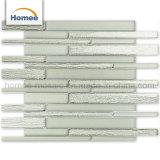 Qualitäts-wasserdichte Küche Backsplash Glasmosaik-Fliese