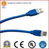 데이타 전송을%s USB 3.0 a/M Tob/M 케이블 코드