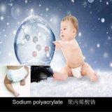 Безопасный пищевой категории Polyacrylate натрия 100mesh raw порошок CAS: 9003-04-7