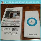 Receptor de Banco de potencia de carga inalámbrica para iPhone y Android con la mejor señal de recepción