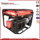 het Open Type van Genset van de Benzine van de 5000W5kw 6.7HP Hoogste Kwaliteit