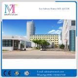 *De Gran Formato de 2,5 m de 1,2 m de 1440 dpi madera metal acrílico cristal de maquinaria de impresión la impresora de inyección de tinta UV