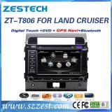 無線の可聴周波マルチメディアを用いるトヨタの土地の巡洋艦のための車DVD GPS