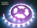 FPC 기질을%s 가진 72LED/M SMD2835 LED 연약한 LED 지구