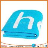 De comfortabele Handdoek van Microfibre van het Borduurwerk van de Douane