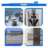 金属のための10W 20Wのデスクトップのタイプロゴの日付の金属レーザーのマーキング機械価格