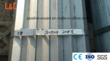 De Staaf van het Staal van de Hoek van de Hoek van het staal/van het Staal van de Hoek