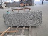 Countertop van het Graniet van de golf de Witte Countertop van de Keuken Bovenkant van de Staaf van Worktop