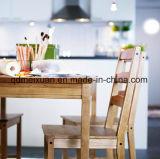 Feste hölzerne Speisetisch-Wohnzimmer-Möbel (M-X2912)