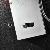 Fyeer beleuchtete Dusche-Panel mit Telefon-Digitalanzeige