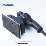 Sabbiatrice larga orbitale della cinghia della sabbiatrice 480W dello strumento elettrico di falegnameria di Makute