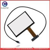 Eine 10.1 Zoll USB-Schnittstelle projektierte kapazitiven Touch Screen für Abfrage-Einheit-Service CT-C8017