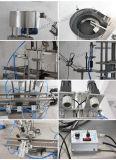 Macchina di coperchiamento automatica delle doppie teste Qdx-2 per la gomma piuma del bagno