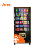 Le paiement de l'app Mobile Afen shop snack boire vending machine Combo