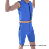 Tramo de neopreno resistente tejido fácil de usar el recortador de cintura pantalones adelgazamiento