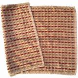 Создавайте собственные OEM жаккард хлопок махровые полотенца проверки кухонное полотенце текстиль