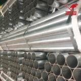 소켓 최신 담궈진 직류 전기를 통한 용접된 강철 관으로 스레드되는 ASTM A53