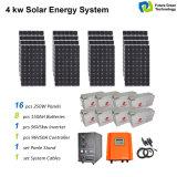 4kw 6 kw 8 kw PV hors réseau d'alimentation du système de l'énergie solaire