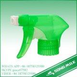 28/400 de pulverizador verde do disparador da alta qualidade dos PP para a limpeza