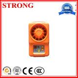Palan à l'élévateur de construction de système d'interphone, talkie walkie, transporteur - Système de téléphone