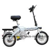 Mini 14 Polegadas de bicicletas eléctricas de Dobragem/Remover a bateria e moto