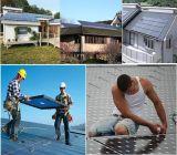 200-300W光起電多結晶性PVの太陽電池パネル