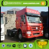 6X4 de Vrachtwagen van de Tractor HOWO 370HP