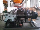 Палуба Nad35 установила двойной двигатель азимута лезвия с сертификатом Solas