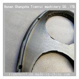 Плита Dn200 Dn230 Dn260 износа частей конкретного насоса Sany