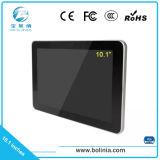 Tela Widescreen de 10,1 polegadas Monitor capacitiva multitoque com toque Eeti Industriais