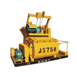 Buen precio JS750 máquina mezcladora de concreto automática