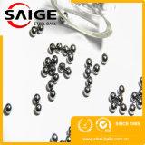 SGS aprobado 6mm G100 bola metálica de bolas de acero inoxidable