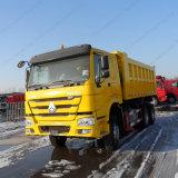 Sinotruk HOWO 20-30tons 6X4の頑丈なトラック、ダンプカートラック